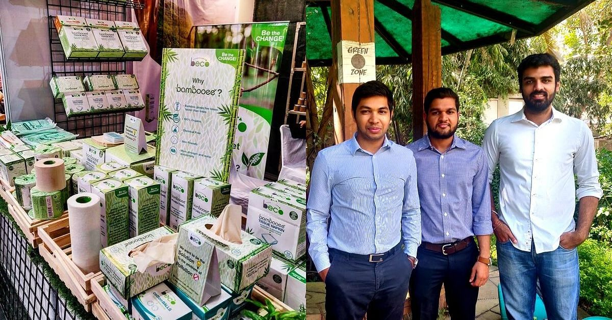 How a Mumbai Startup Used Cornstarch & Bamboo to Stop 125 Tonnes of Plastic Waste!