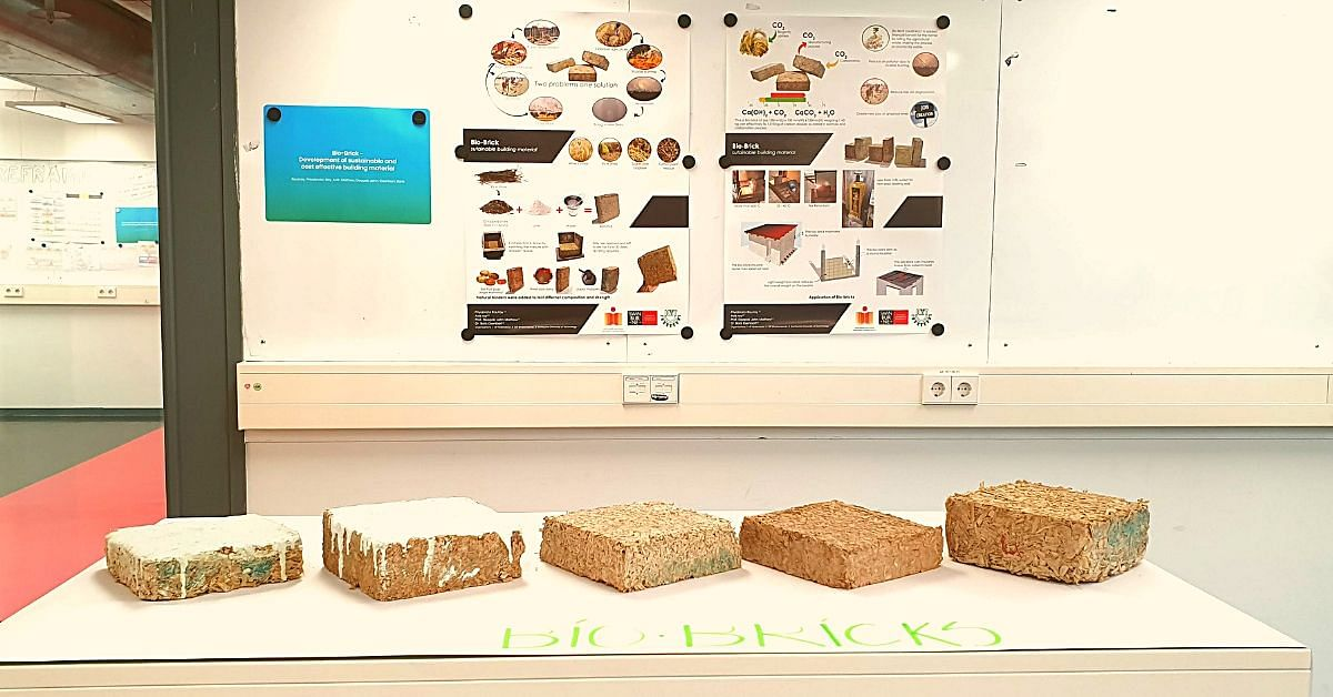 Bio-Bricks Instead of Burning: IIT-H, KIIT Researchers Show How To Use Agro Waste