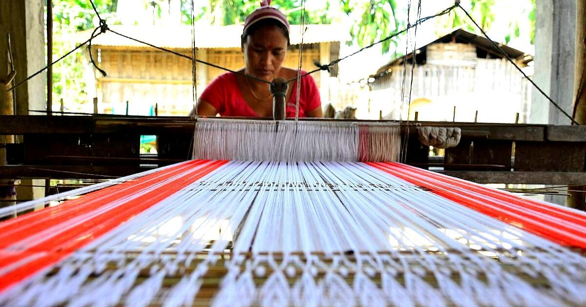 More Than a Towel: How Assam's 'Gamosa' Made It to The Guinness World Records!