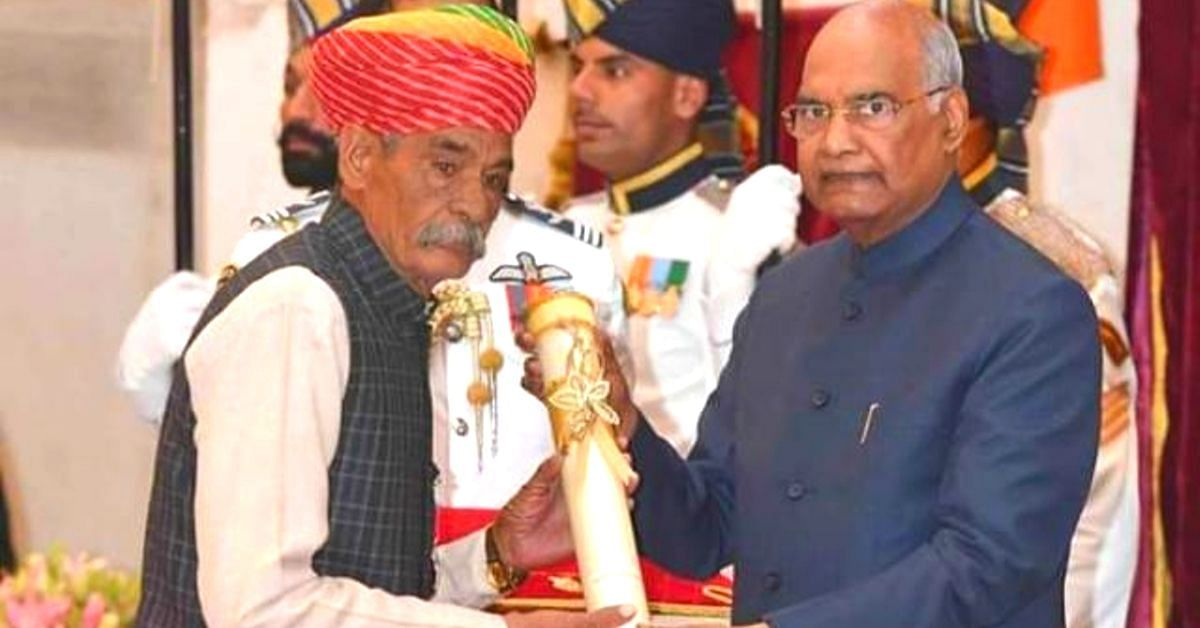 25 Kg Cauliflowers, 3-Ft Brinjals & Padma Shri: This 72-YO Farmer is Truly Amazing