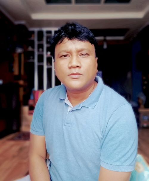 Pradip Kurbah (Source: BIFF)