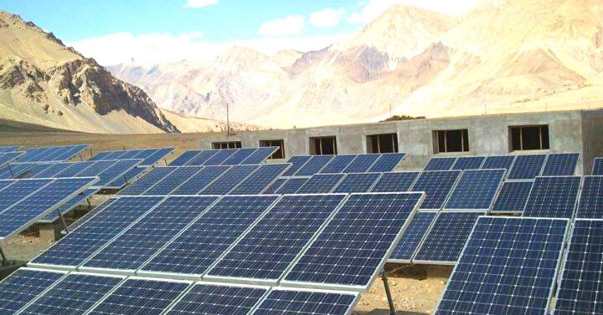 23 GW of Potential and Growing: How Ladakh Plans to Lead India's Solar Charge!