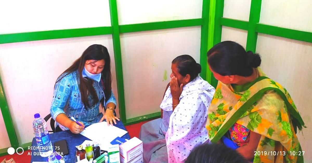 Once Unable to Afford Sister's Treatment, Manipur Brothers Build Free Hospital