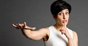 Neeti palta exclusive interview woman comic shattering stereotypes India