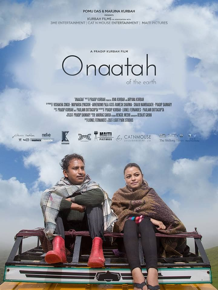Poster for 'Onaatah'.