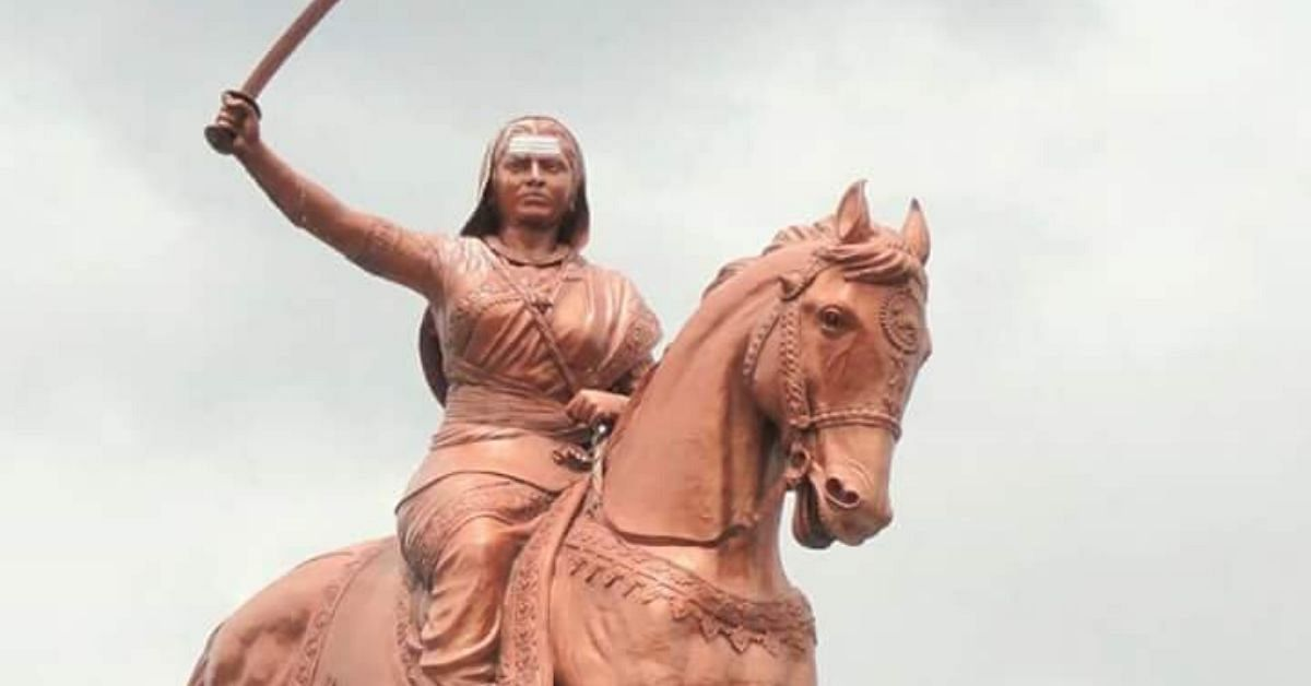 Way Before Laxmi Bai, This Warrior Queen Fought & Defeated the British