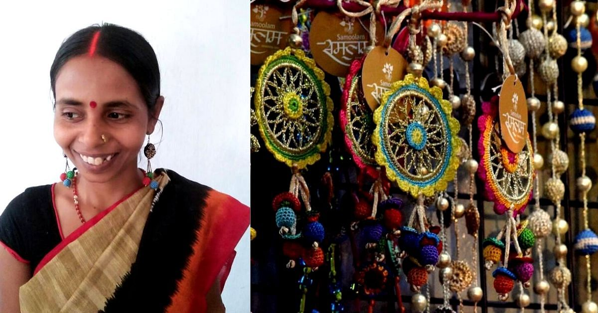Starting With Just 3, This Woman Used Crochet To Empower 100+ Women in Rural Bihar