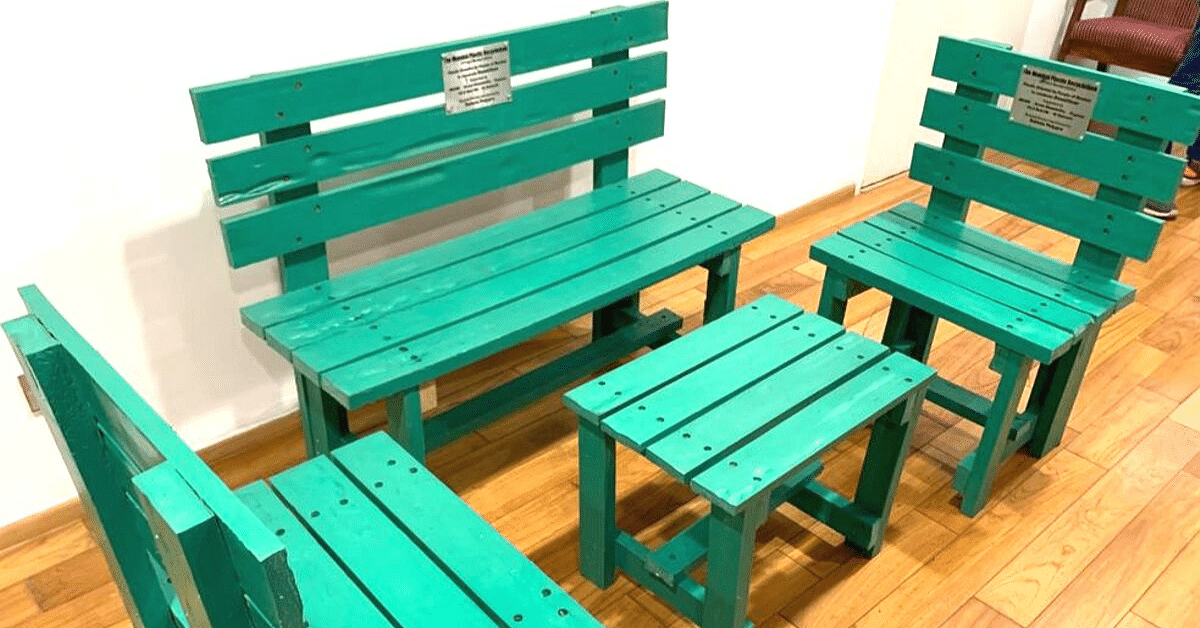 Mumbai NGO Will Turn Your Donated Plastic Waste Into Pens, Bins & Benches!