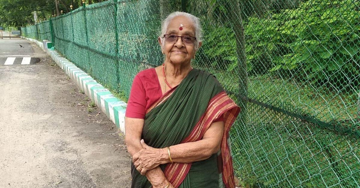 Fearless Paati: This 92-YO Chennai Grandma Battles For Civic Issues, Despite Threats