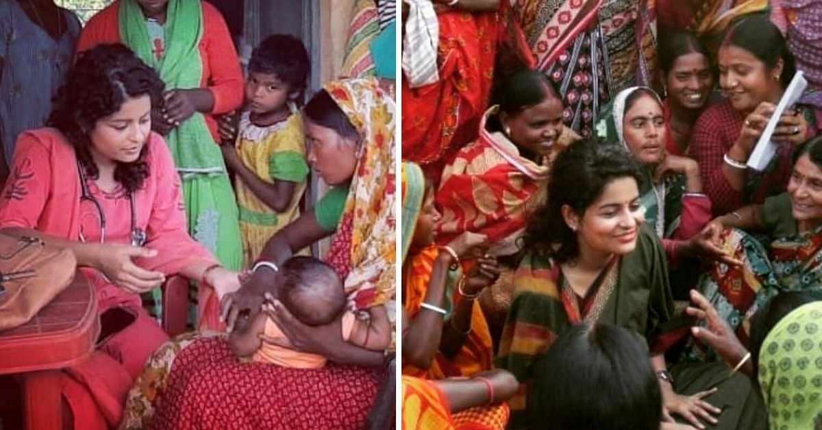 This Doctor-Turned-IAS Officer From Bengal Treats Poor Patients on Her Off-Days