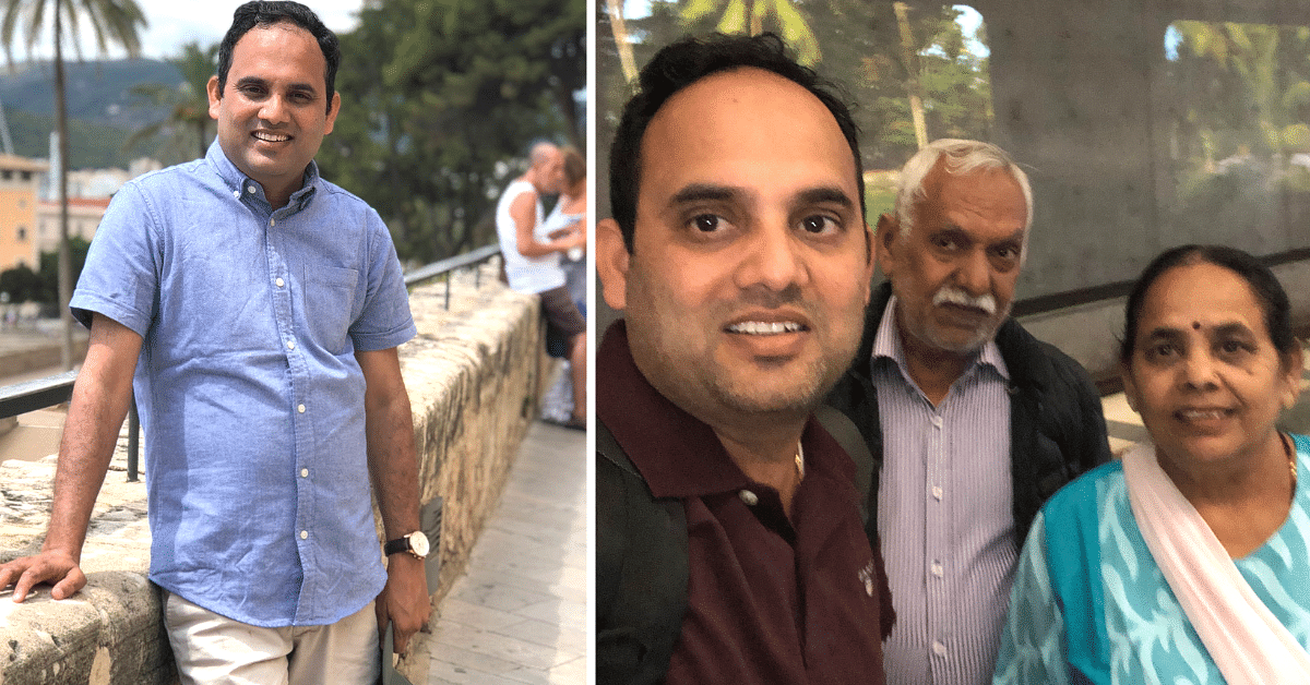 Scored 39% in 12th, Didn't Know English: How a Village Boy Turned Around His Life to Crack IIT JEE!