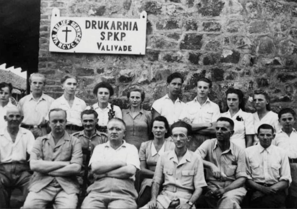 Valivade In Kolhapur Was The Largest Settlement of Polish Citizens In India During World War II. (Source: Twitter/@IndiaHistorypic)