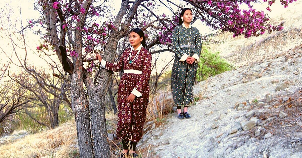How a Leh Woman Is Taking Ladakh's Story to the World With Her Clothes!