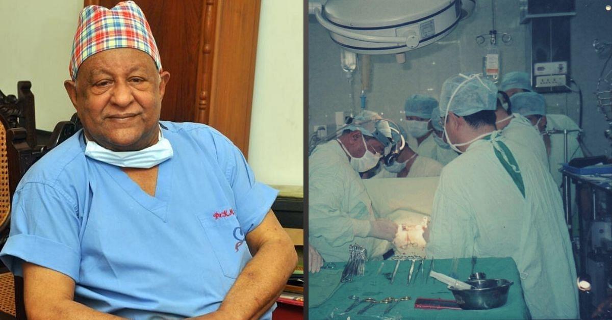 Awarded Padma Shri, This Pioneering Heart Surgeon Has Performed 40,000+ Surgeries