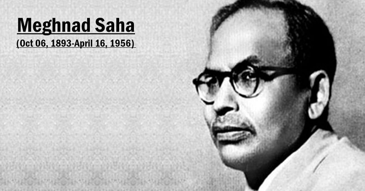 Meghnad Saha: How a Village Boy Became One of India's Greatest Scientists