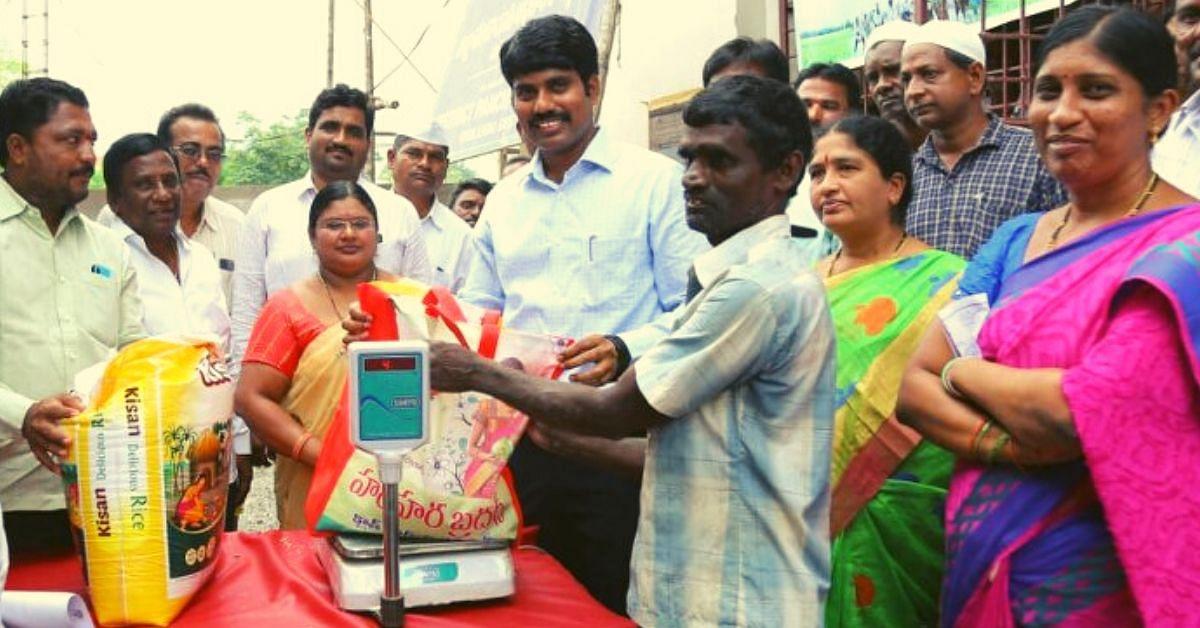 1 Kg of Rice For 1 Kg of Plastic: Telangana Collector Sets Up Unique Barter System