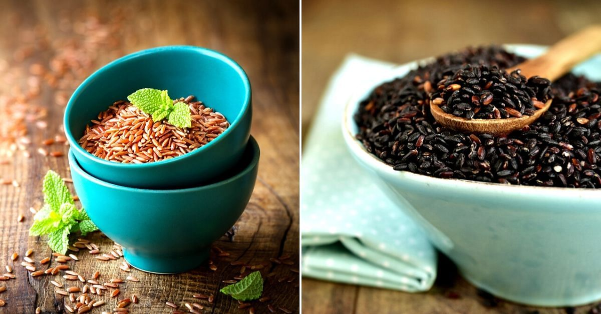 Easy Red, Black Rice Recipes: The Taste of the Himalayas in 1 Hour!