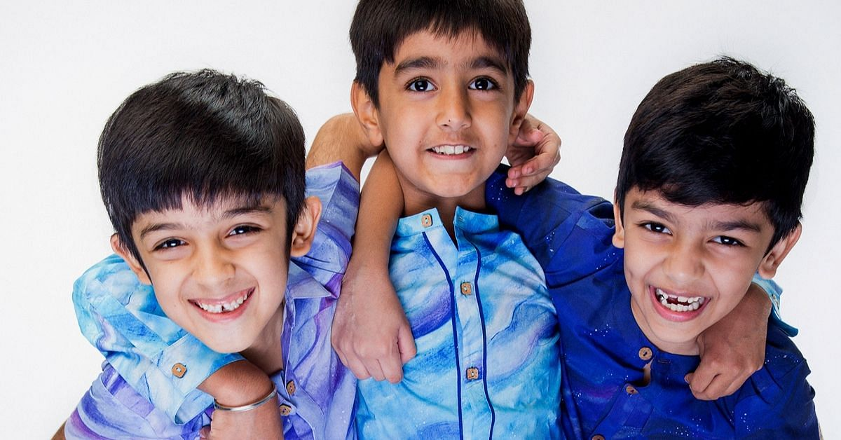 This Mumbai Designer's Safe & Sustainable Slow Fashion is Perfect For Your Kids!