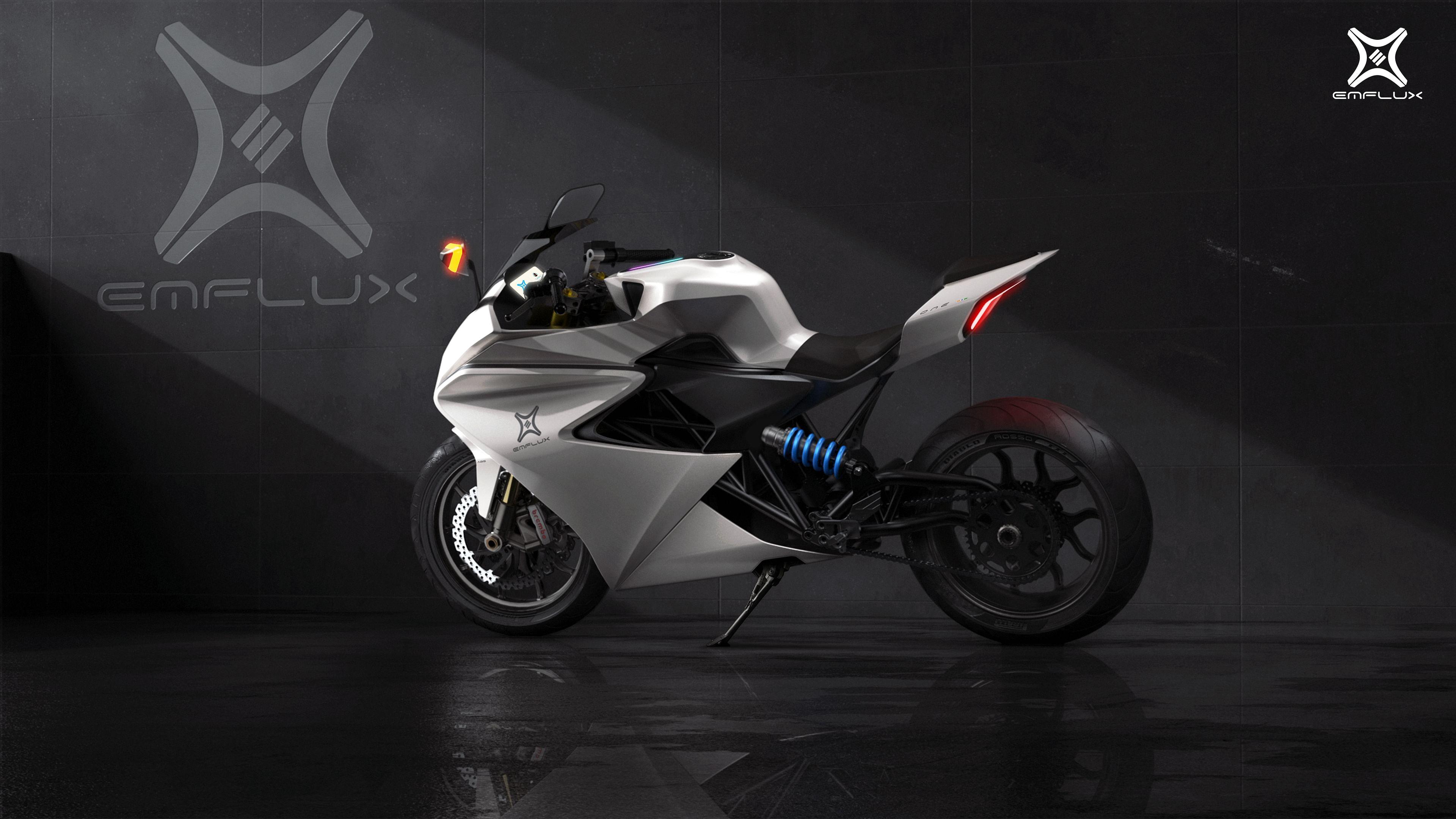 Emflux ONE (Source: Emflux Motors)