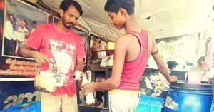 vvs laxman twitter kanpur teaseller free education underprivileged children inspiring india