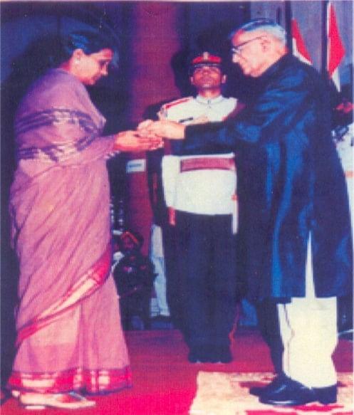 P Srinivas IFS
