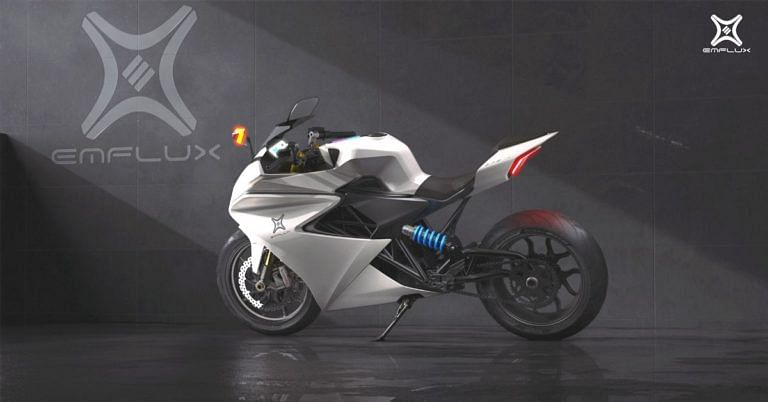 0-100 Kmph in 3 Seconds: Meet the Startup Making India's First Electric Superbike