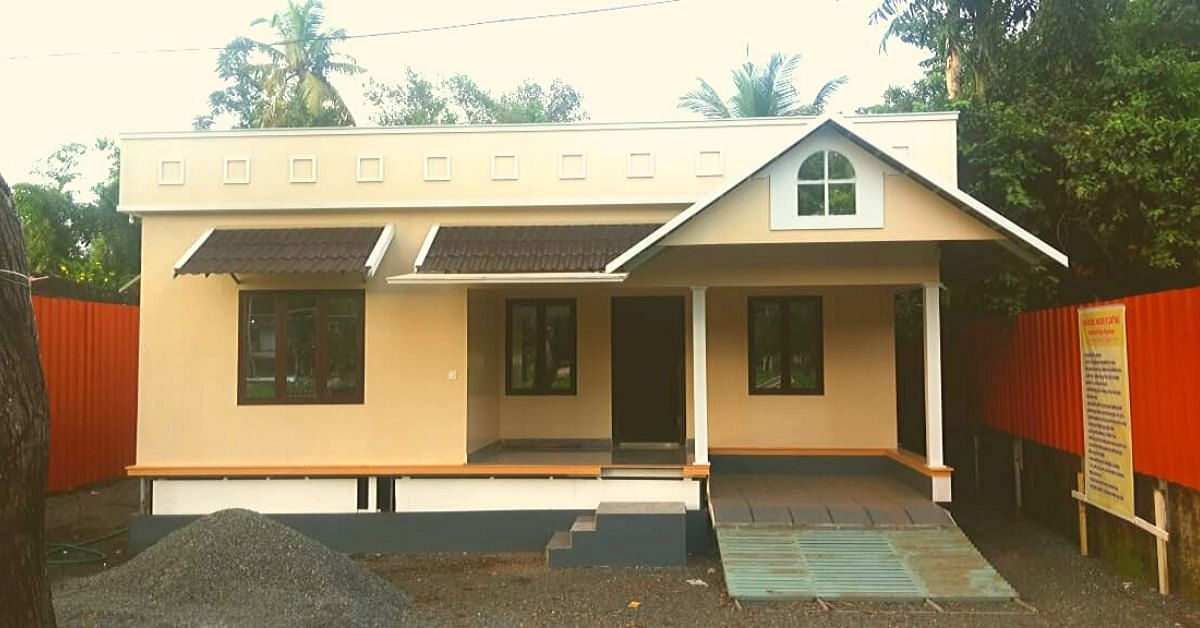 Kerala Man Designs Affordable 'Floating House' That Can Withstand Floods
