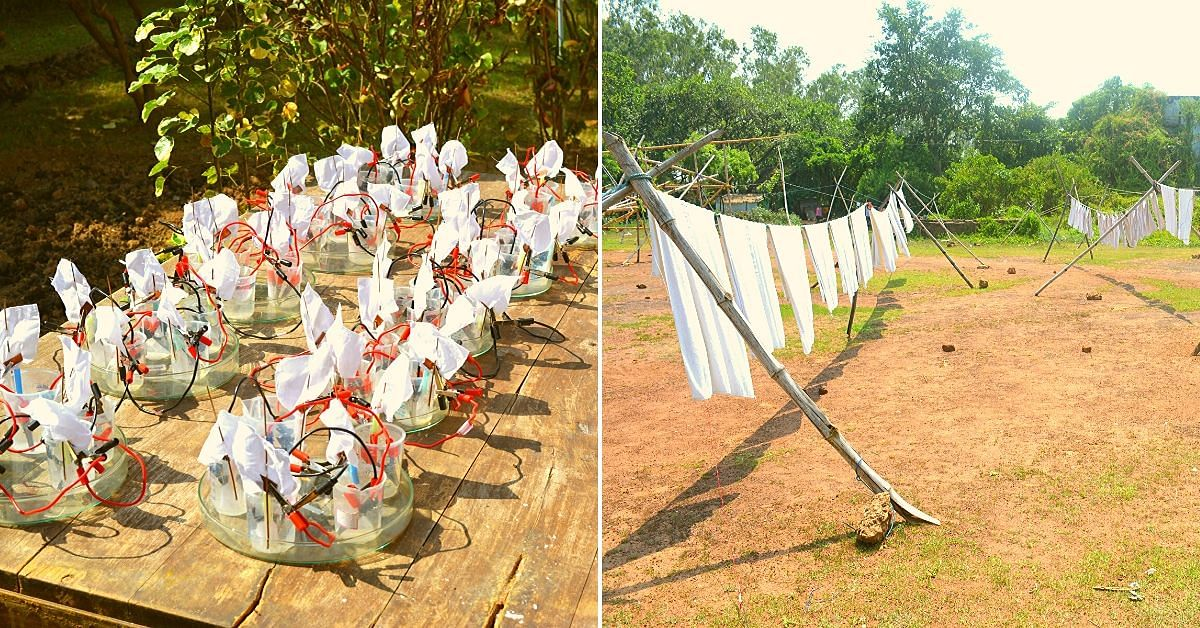 Cheaper Than Solar Panels, How Salt & Cloth Can Help IIT-Kharagpur Light Up Homes