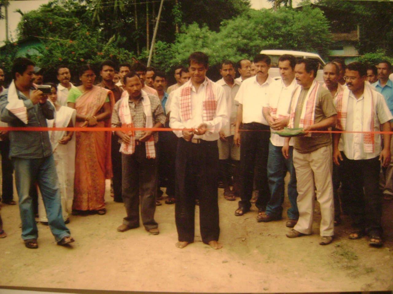 Post-ULFA, it was all about helping local communities earn better livelihoods. (Source: Moni Manik Gogoi)
