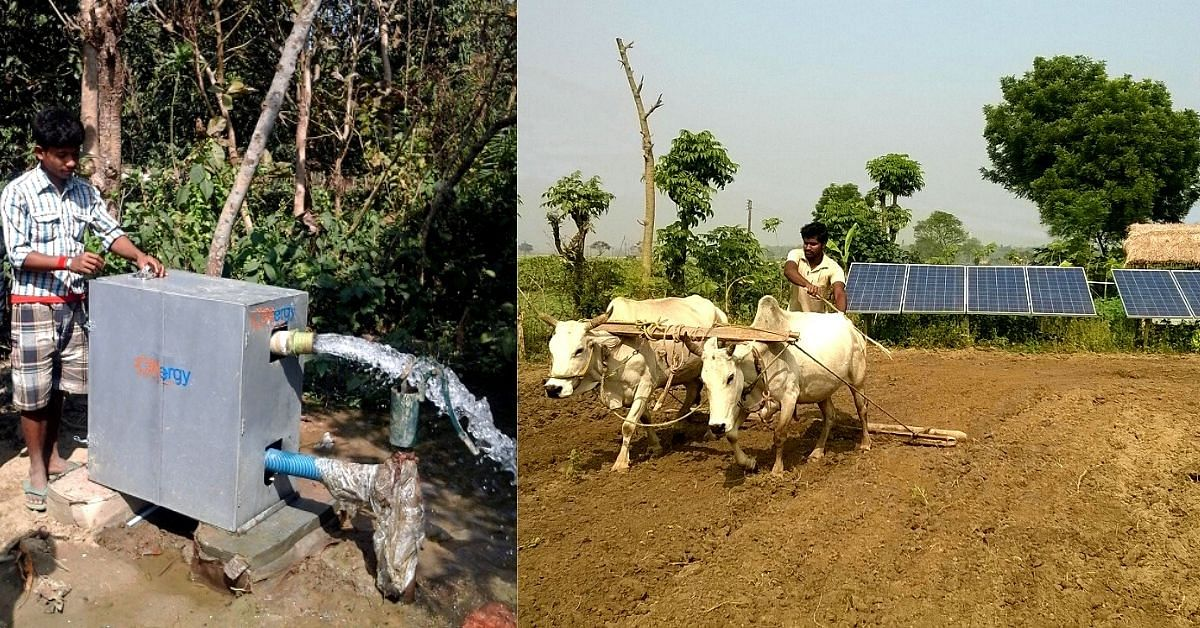 This Kolkata Solar Startup's 7081 Projects Are Electrifying 8.3 Lakh People!