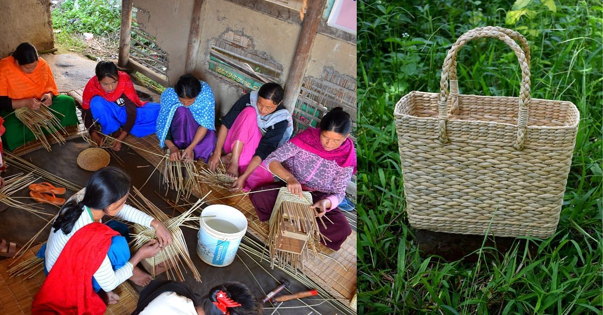 How Many Can Reeds Lift? This Enterprise is Using Them to Uplift 275 Manipuris!