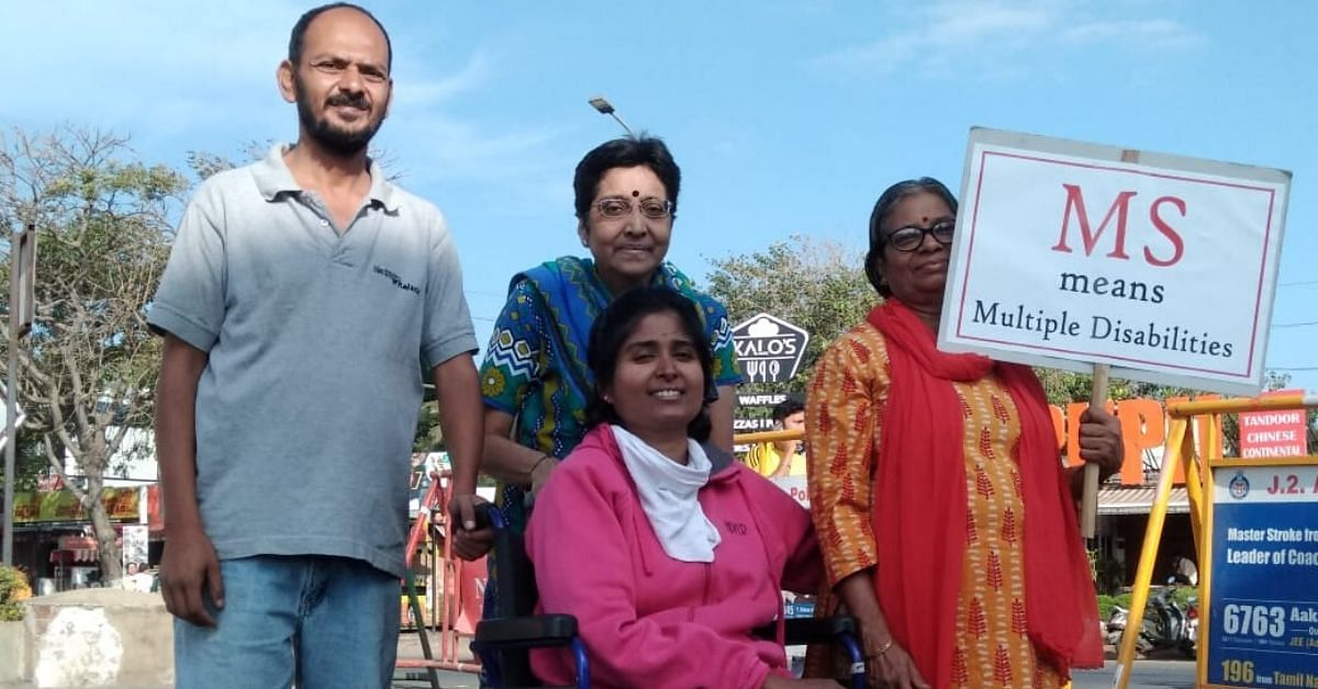 Poll Booths to Beaches: Activist Makes Chennai Accessible for 1000s with Disabilities