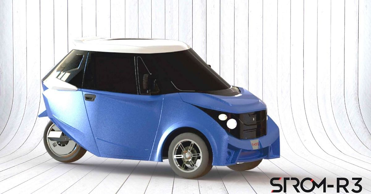Mumbai Startup's Affordable Electric Car Will Let You Travel at Just Rs 0.40/Km!