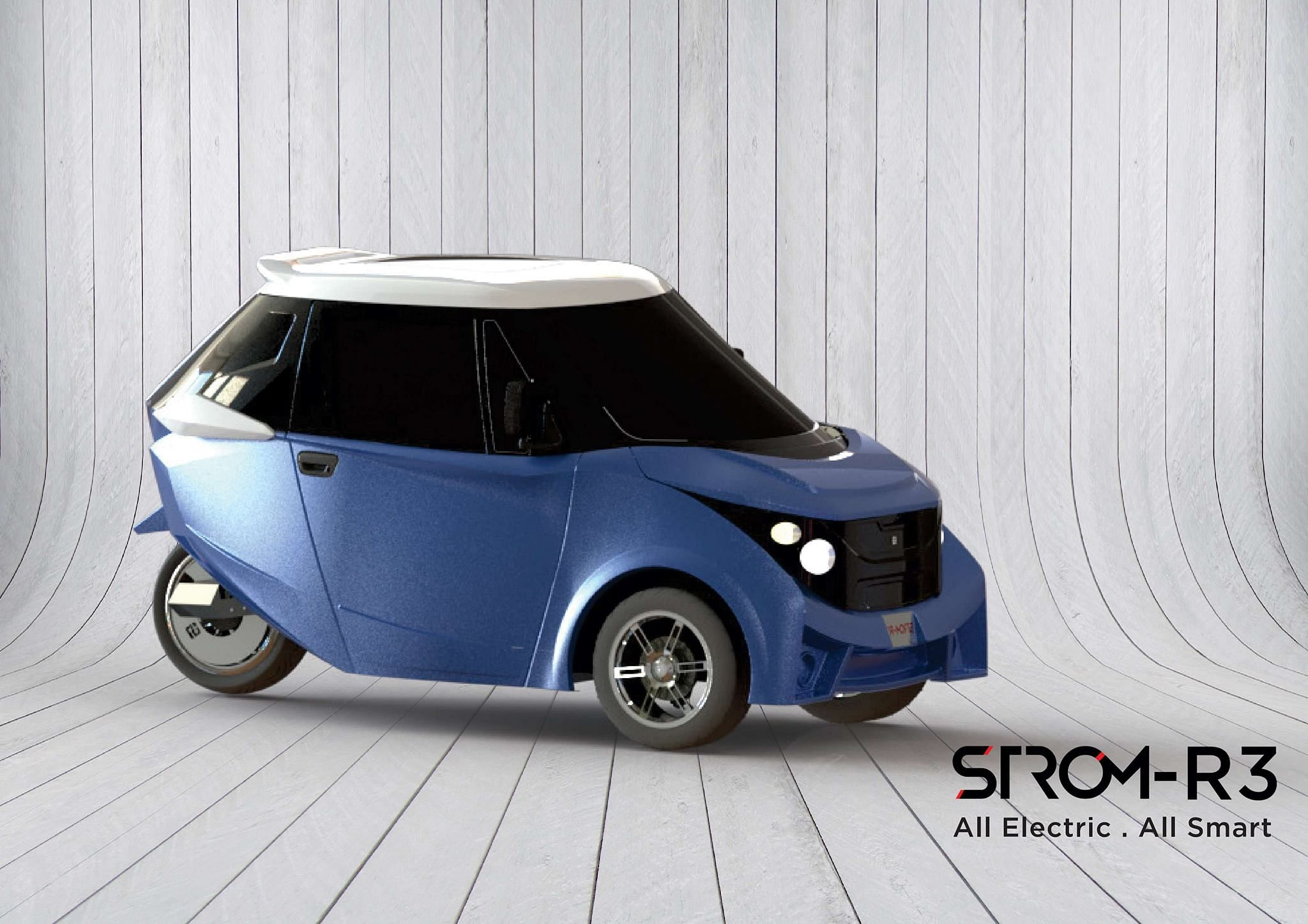 Strom R-3 (Source: Facebook/Strom Motors)