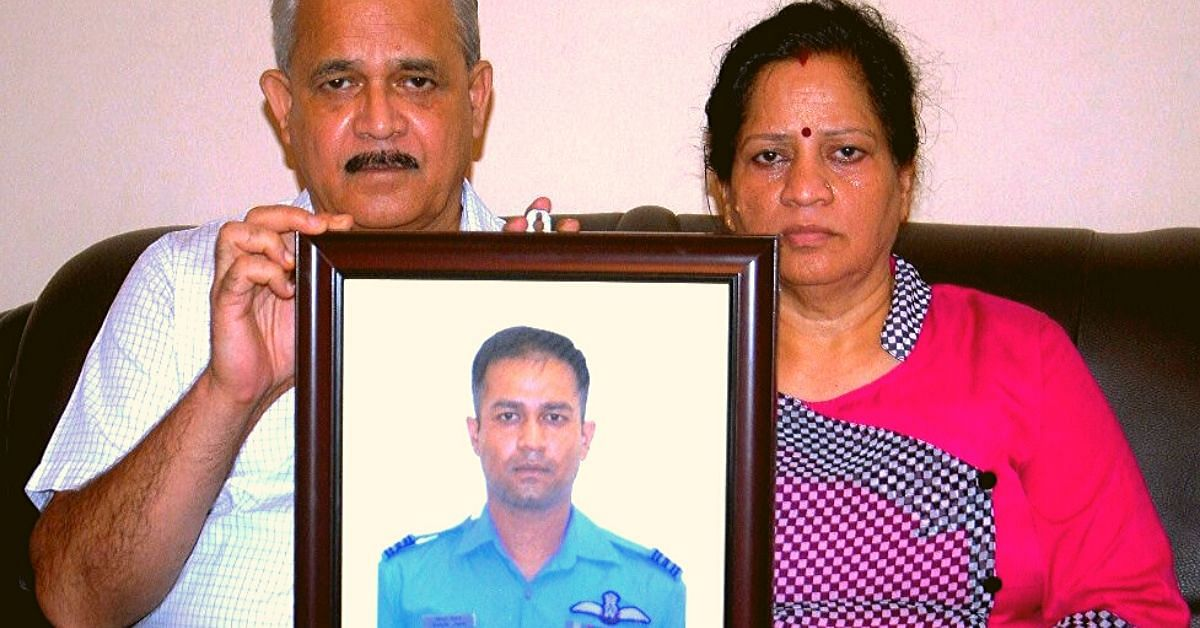 They Lost Their IAF Son to a Crash. Now They Provide Free Schooling to 350 Slum Kids