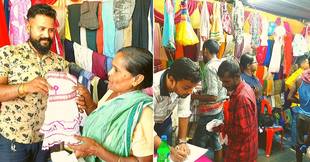 Free Food for Orphans, 2000+ Clothes For Needy in 2 Days: Tripura Citizens Did It!