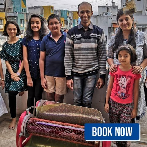 bengaluru solar cooker workshop
