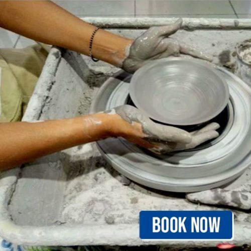 bengaluru pottery workshop