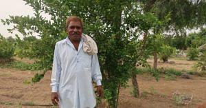 Driver organic farmer Rajasthan