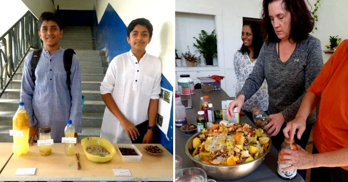 Bengaluru, Turn Your Kitchen Waste into Child-Friendly Floor Cleaners in Just 2 Hrs!