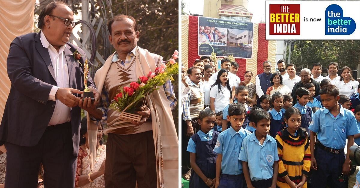 Dropout-Turned-Fish Seller Has Been Running A Free School For 40 Years - The Better India