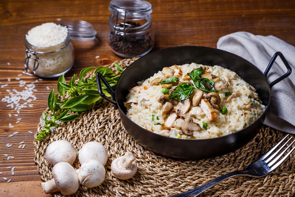 millet risotto recipes