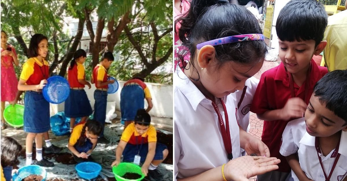 Who Says Waste Is Dirty? Bengaluru, Teach Your Kids How to Compost in 2.5 Hours!