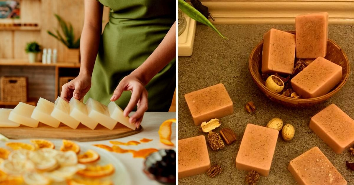 Tomato, Red Wine & Cereal: 7 Natural Soaps You Must Try This Month!