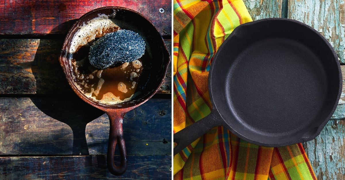 How Do You Clean Brass, Cast Iron Utensils? Here's Your Eco-Friendly Answer