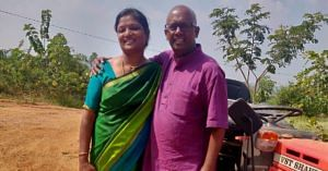 Vistaraku hyderabad couple
