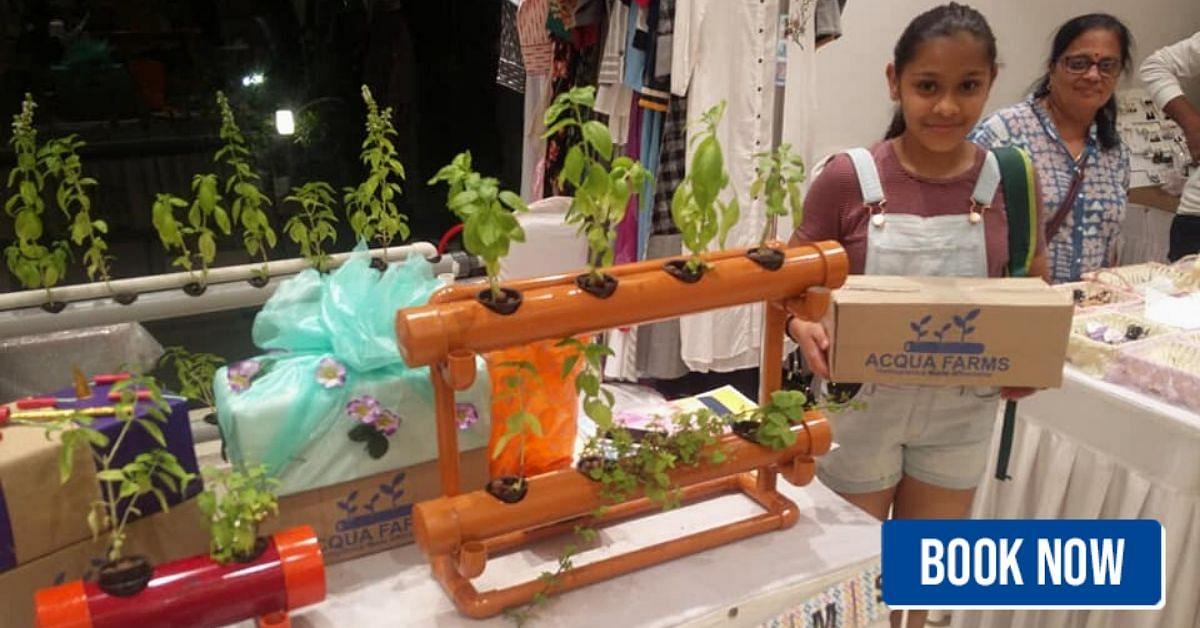 Chennai hydroponics workshop