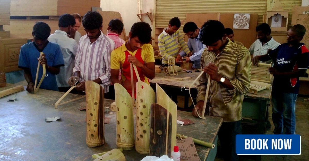 bengaluru bamboo workshop