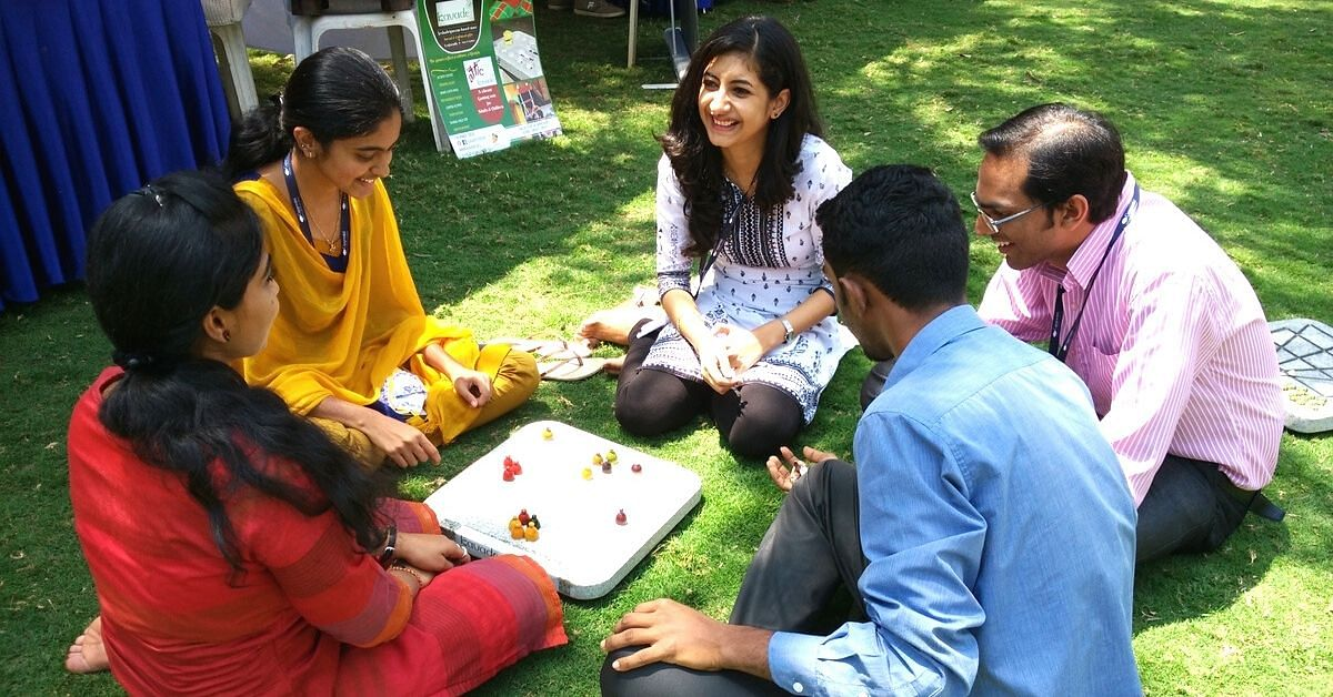 Dice, Strategy, Action! 42-Yo B'Luru Mom Brings Alive 2000-Year-Old Board Games