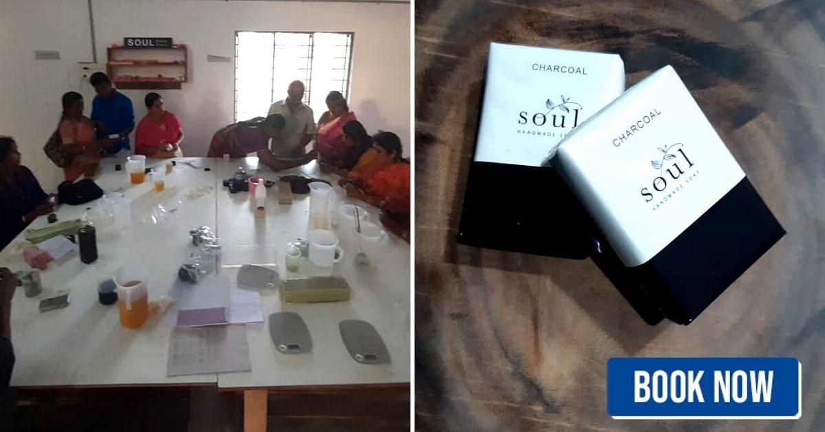 Tamil Nadu soap making